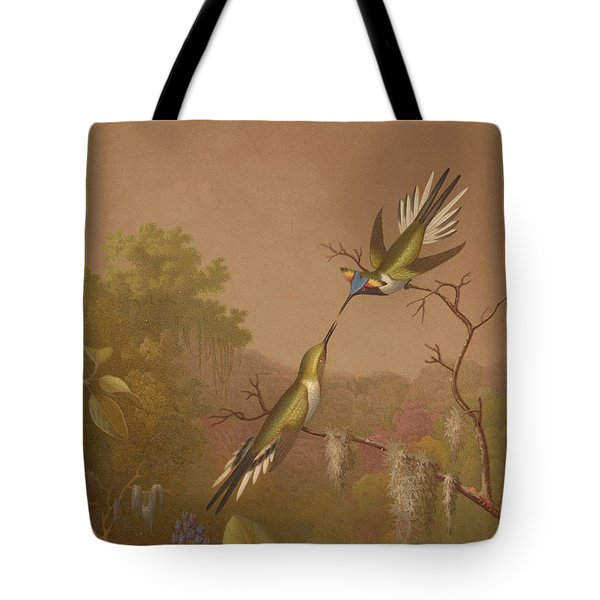 Brazilian Hummingbirds II Tote Bag