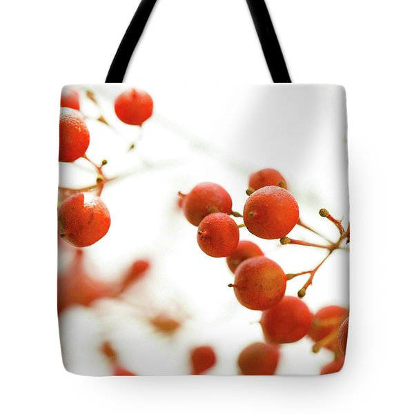 Brazilian Pepper 0493 Tote Bag