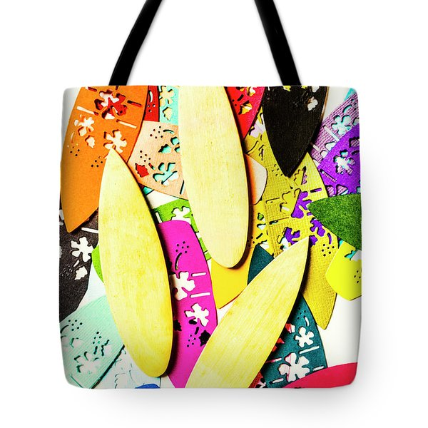 Brb Making Waves Tote Bag