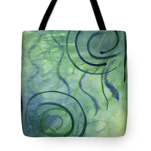 Beach Collection Breeze 2  Tote Bag