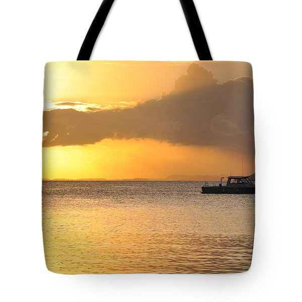 Brewers Bay Sundown Tote Bag