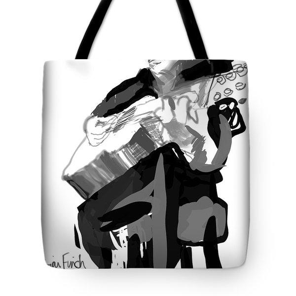 Brian Finch  Tote Bag