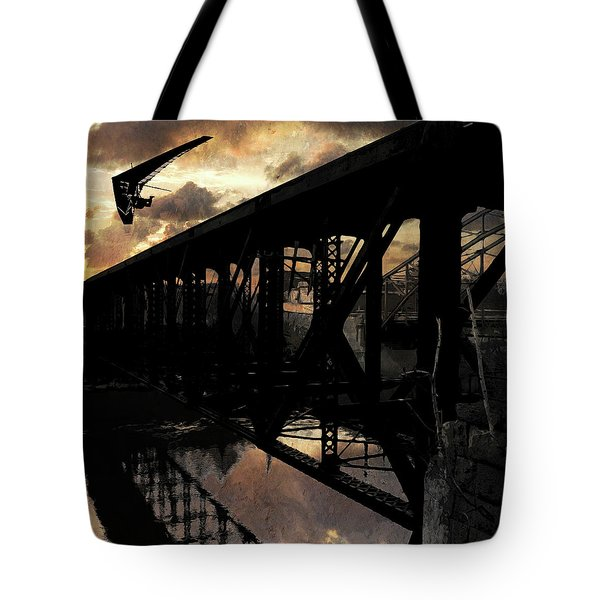 Bridge I Tote Bag