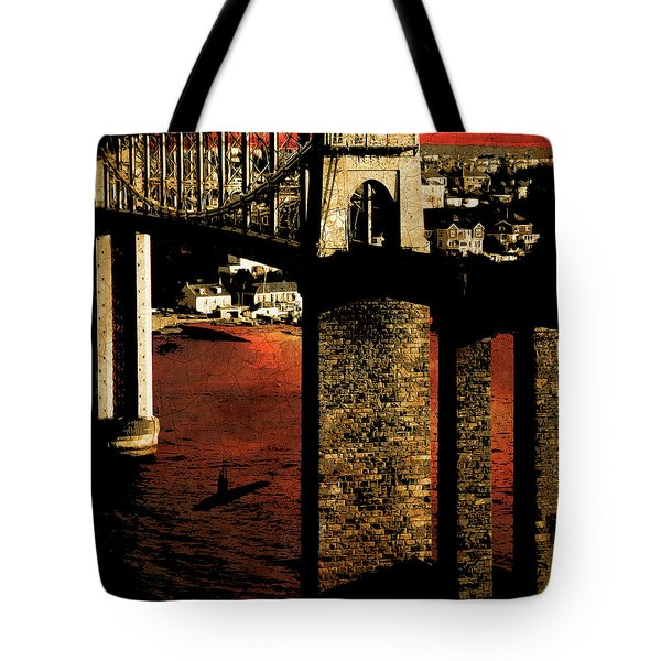 Bridge II Tote Bag