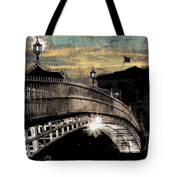 Bridge IIi Tote Bag