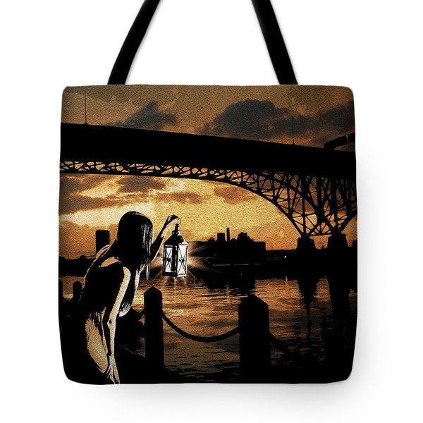 Bridge Iv Tote Bag