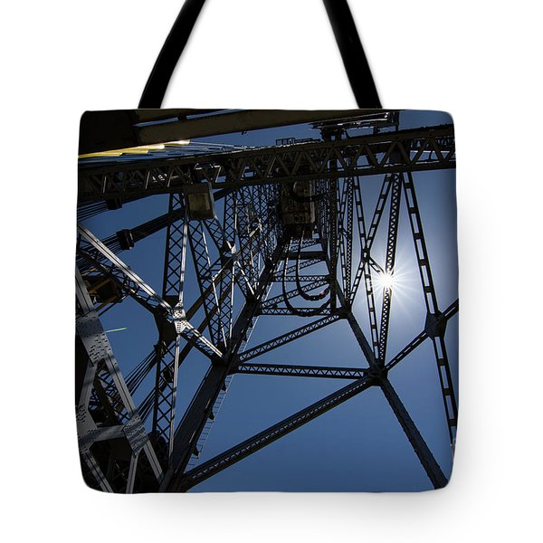 Bridge Tower Tote Bag