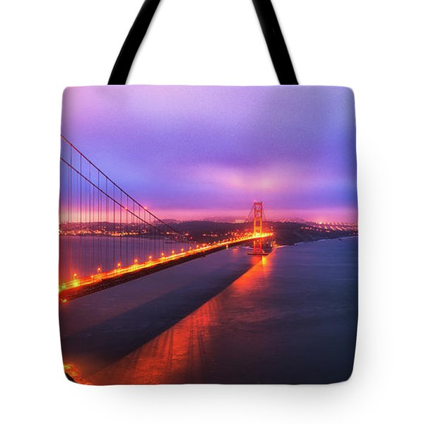 Bridgemade Sunrise 32x72 Tote Bag