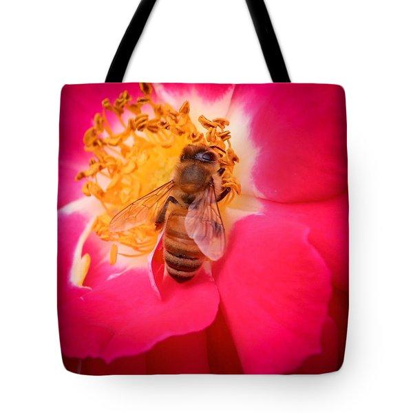 Brilliant Bee Tote Bag