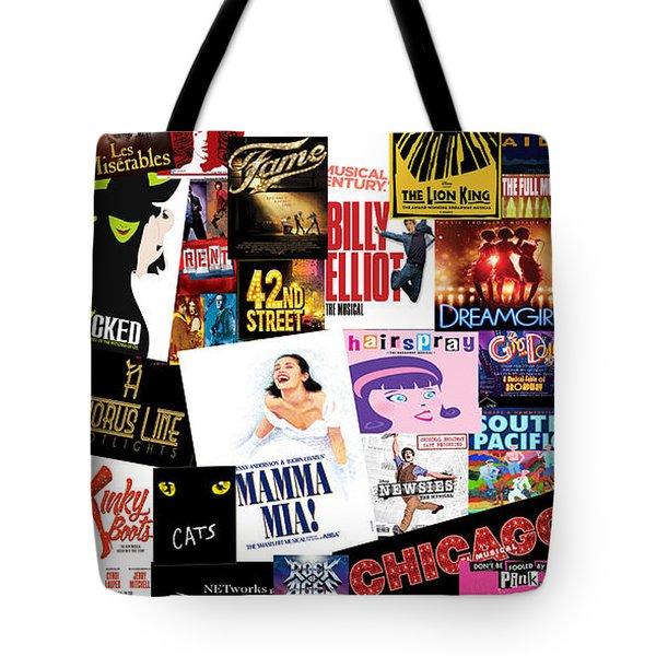 Broadway 22 Tote Bag
