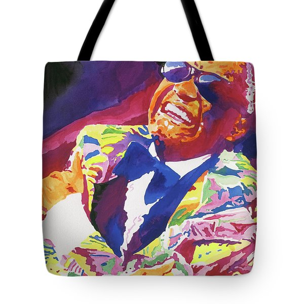 Brother Ray Charles Tote Bag
