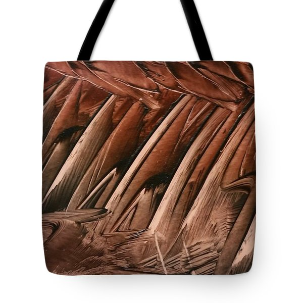 Brown Ladders/steps Tote Bag
