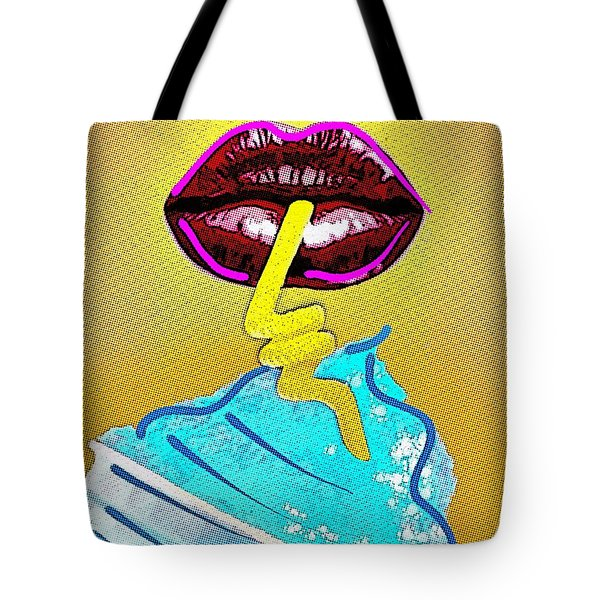 Brrr Retro Tote Bag