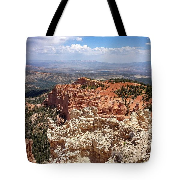 Bryce Canyon High Desert Tote Bag