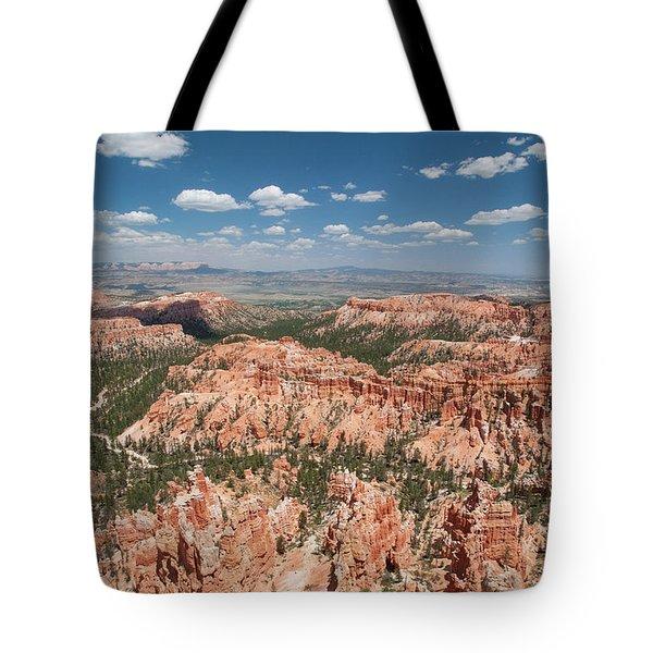Bryce Canyon Trail Tote Bag