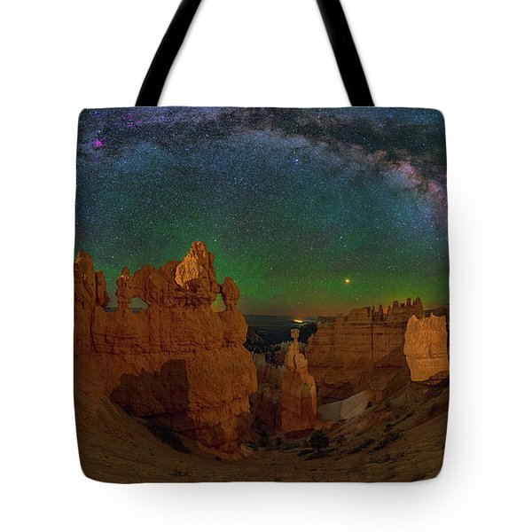 Bryce Panorama Tote Bag