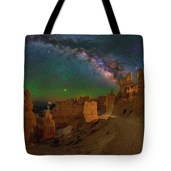 Bryce Panorama Tote Bag