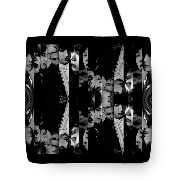 Bts - Bangtang Boys Tote Bag