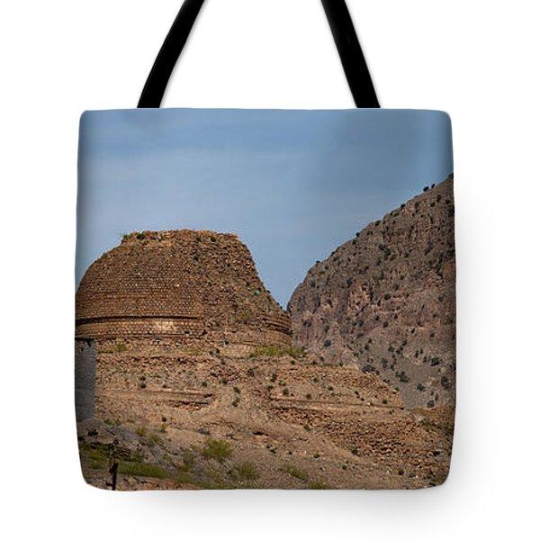 Buddhist Stuppa  Tote Bag