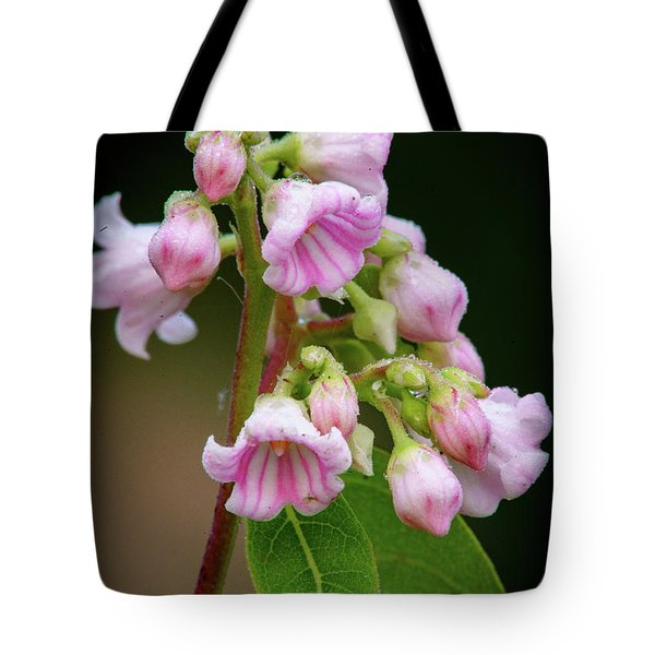Bunch Of Dogbane Tote Bag