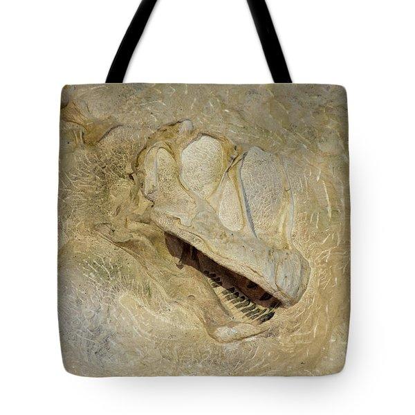 Buried Alive Tote Bag