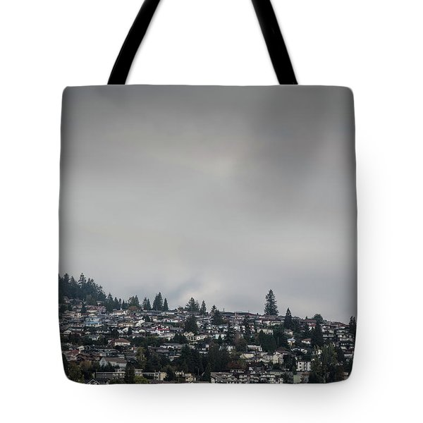 Burnaby Hill Tote Bag