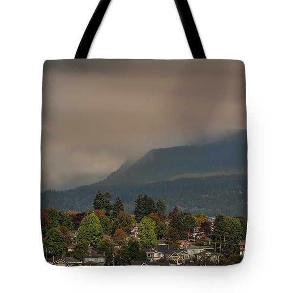 Burnaby Mountain Tote Bag