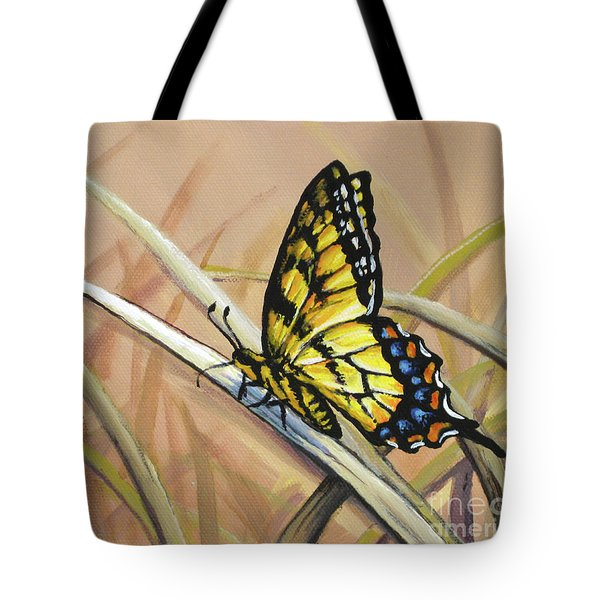 Butterfly Meadow - Part 2 Tote Bag