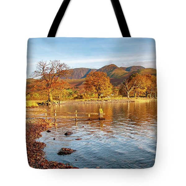 Buttermere Autumn Tote Bag