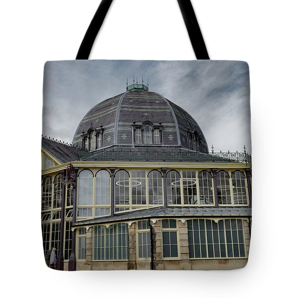 Buxton Octagon Hall At The Pavilion Gardens Tote Bag