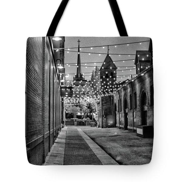 Bw City Lights Tote Bag