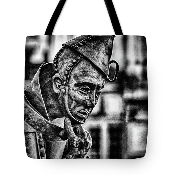 Bw Tinman Tote Bag