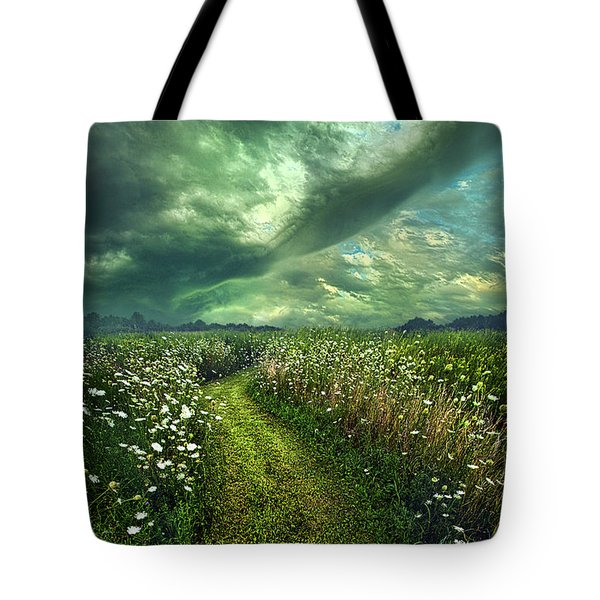 Tote Bag featuring the photograph By The By by Phil Koch