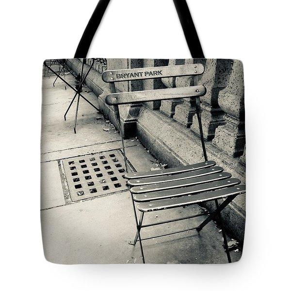 Byrant Park Tote Bag