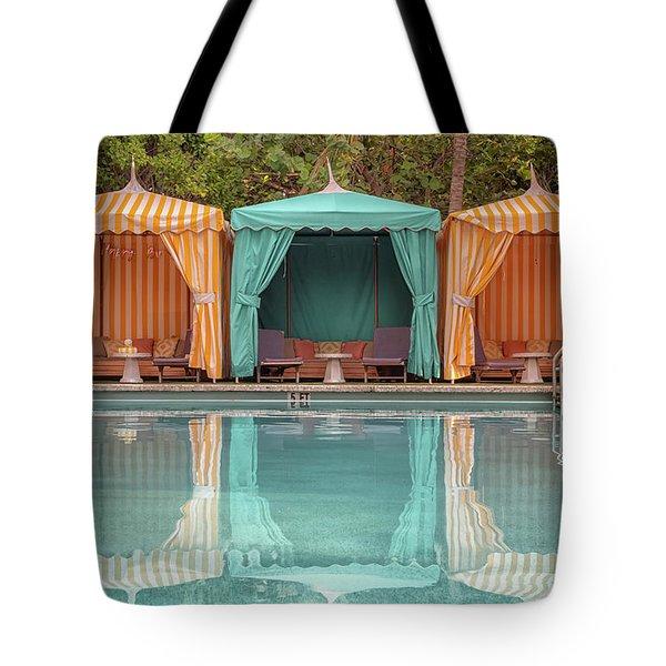 Cabanas Tote Bag