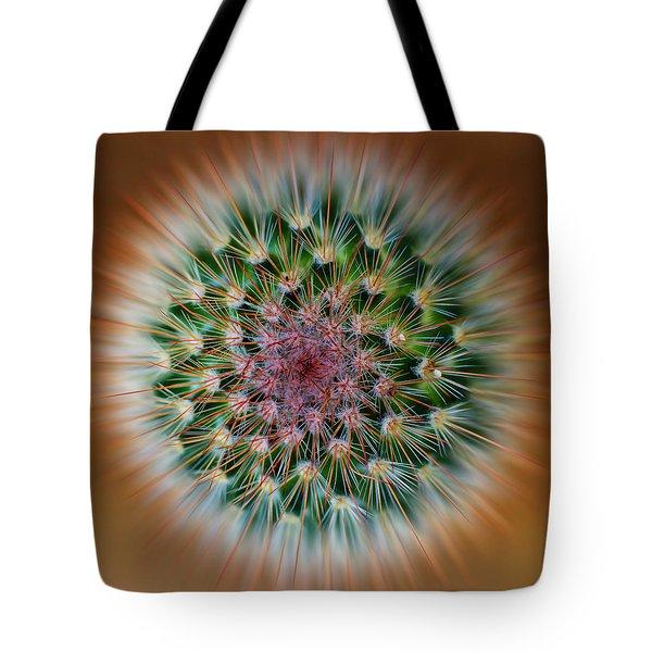 Cactus Cooler Tote Bag
