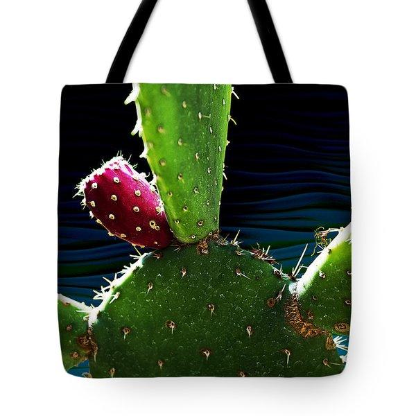 Cactus Needs A Hug Tote Bag