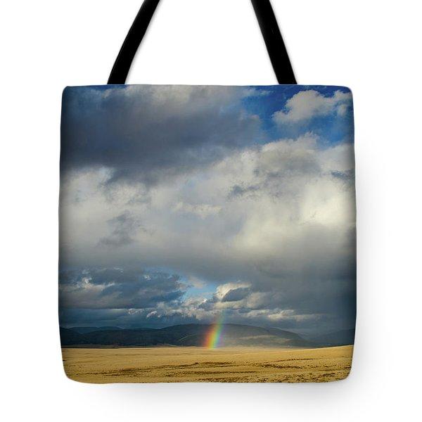Caldera Rainbow Tote Bag