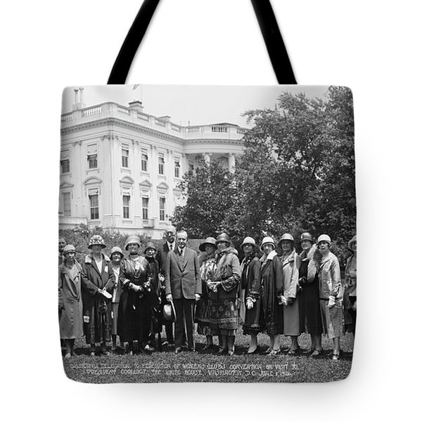 California Delegation To Federation Tote Bag