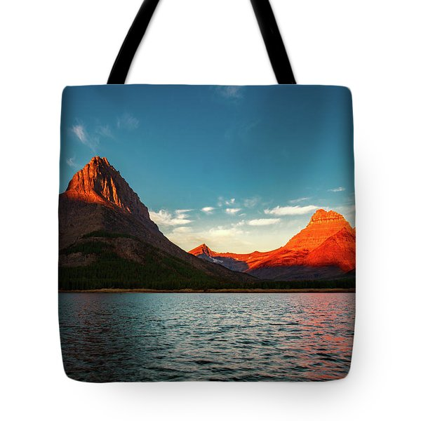 Tote Bag featuring the photograph Call Of The Wild No. 2 by Todd Klassy