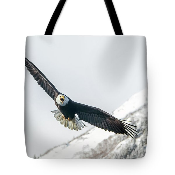 Call Of The Wild North Tote Bag