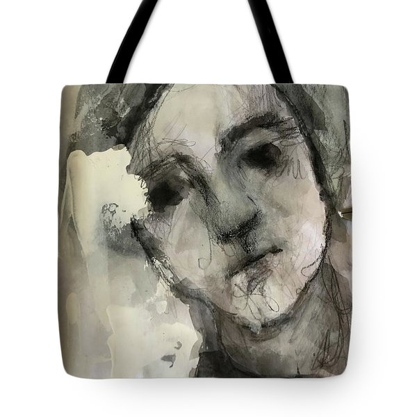 Unknown Again Tote Bag