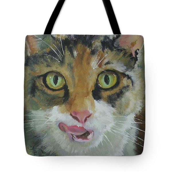 Callie A Rescue Tote Bag
