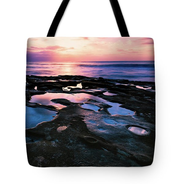 Candy Colored Pools Tote Bag