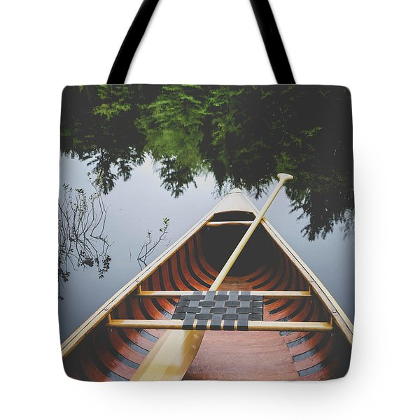 Canoe Film Fade Tote Bag