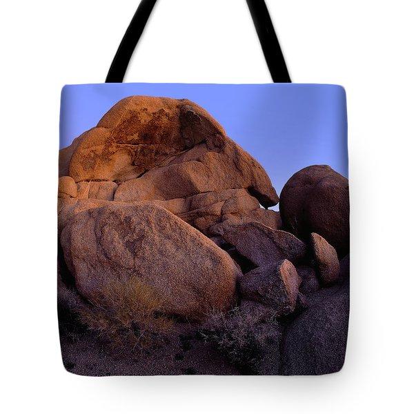 Cap Rock Tote Bag