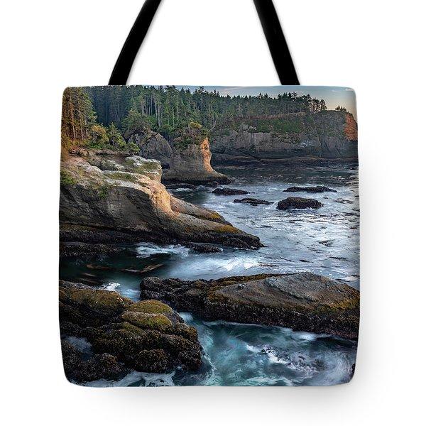 Cape Flattery Tote Bag