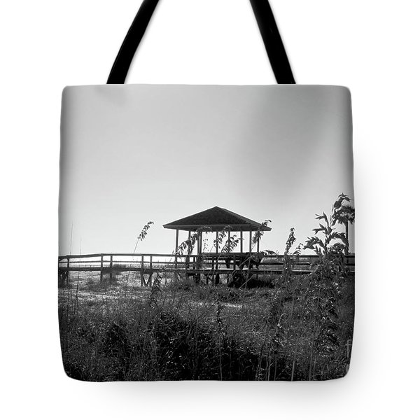 Cape San Blas Tote Bag