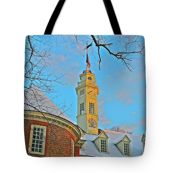 Capitol Chill Tote Bag
