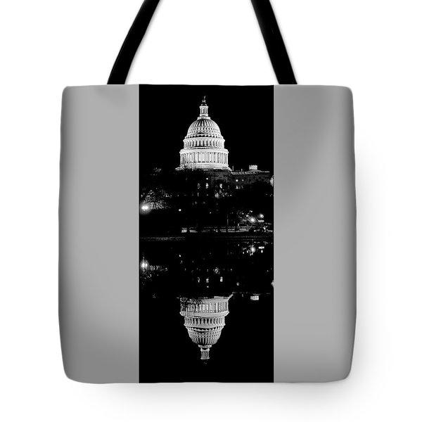 Capitol Upside Down Tote Bag